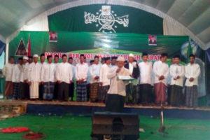Madiun Bersholawat dan Tabligh Akbar Festival Al-Banjari 2016 Se-Ekskaresidenan Madiun-Kediri 4
