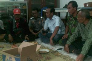 Musyawarah Warga Dengan PT. Waskita Terkait Akses Jalan Menuju Makam Di Sawahan Madiun 1