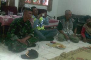 Musyawarah Warga Dengan PT. Waskita Terkait Akses Jalan Menuju Makam Di Sawahan Madiun 2