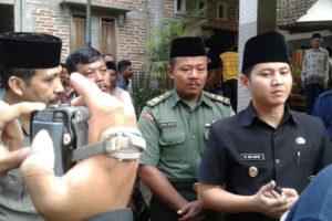 Pasiter Kodim 0806Trenggalek Hadiri Pemakaman TKI Yang  Meninggal Di Brunei Darussalam 3