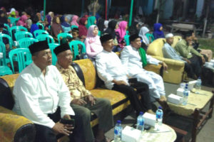 Pengajian Umum dalam Rangka Halal Bihalal 1437 H Di  Kecamatan Sawahan Madiun 3