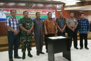 Rapat Koordinasi Satgas Kontra Radikal, Deradikalisasi dan  Anti Premanisme Kabupaten Madiun 4