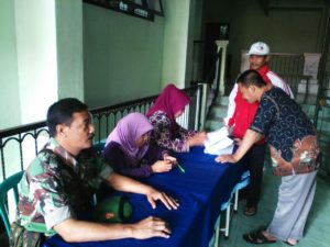 SMPN 38 Surabaya Gandeng Kodim 0830 SU Sukseskan Program Sekolah 1