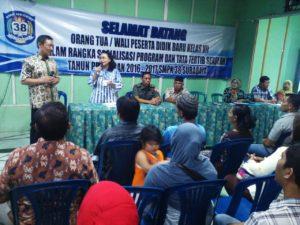 SMPN 38 Surabaya Gandeng Kodim 0830 SU Sukseskan Program Sekolah