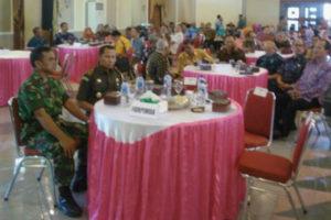 Sosialisasi Kelembagaan dan Pemanfaatan Data Kependudukan  Dinas Kependudukan dan Pencatatan Sipil Se-Jawa Timur Di Ponorogo  2