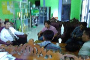 TIM BNPT Bersilaturrahim Dengan Pondok Pesantren Di  Wilayah Nganjuk 1