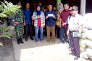 Tim Sergap Tingkatkan Serapan Gabah Petani Di Wilayah  Koramil 080306 Gemarang Jajaran Kodim 0803Madiun 3