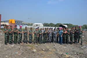 03082016 Asrena dan Aslog Kasal tanjau Penyiapan Lahan TNI     AL Pesapen-1