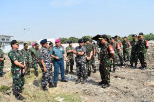 03082016 Asrena dan Aslog Kasal tanjau Penyiapan Lahan TNI     AL Pesapen-5