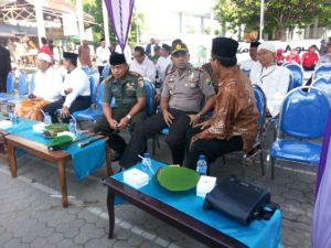1. Dandim Menghadiri Pelepasan CJH Kabupaten Bangkalan Tahun 1437 H  2016 M