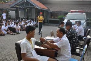 10082016 Lanal Tegal dan Banyuwangi Seleksi Calon Tamtama    TNI AL Gelombang II-2