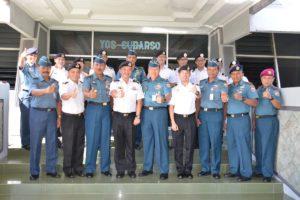 120816 Komandan RSS Persistance Sowan Ke Lantamal V-3