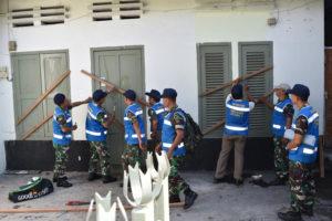 230816 TNI AL Tertibkan dan Amankan Aset Rumneg di Tanjung        Pinang-2