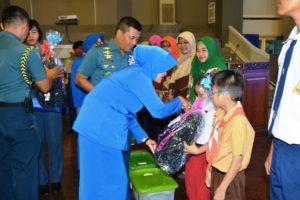 26 JALASENASTRI ARMATIM BERTEKAD WUJUDKAN  KESEJAHTERAAN  DAN KESEHATAN KELUARGA PRAJURIT TNI AL WILAYAH TIMUR  (1)