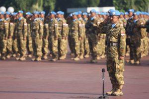 26 PANGLIMA TNI LEPAS SATGAS MARITIM TNI KONGA XXVIII-I KE LEBANON (3)