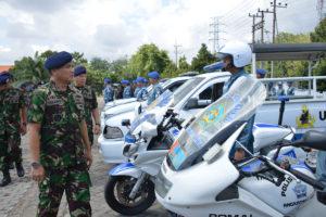 290816 Apel Gelar Pasukan Kesiapan Personel dan Materiil    Armada Jaya XXXIV-4