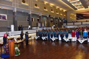 30 JALASENASTRI ARMADA TIMUR  ADAKAN SYUKURAN (2)