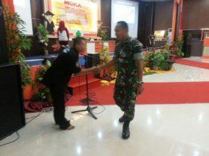 4. Dandim Ajarkan Wawasan Kebangsaan di Stikes Ngudia Husada Bangkalan