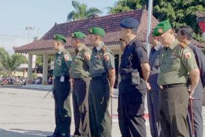 APEL GELAR PASUKAN DALAM RANGKA KUNKER RI 2 DI WILAYAH  KAB. PONOROGO 1