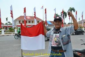ASM (Arek Suroboyo Menggugat) Berorasi di Gedung Grahadi Surabaya 1
