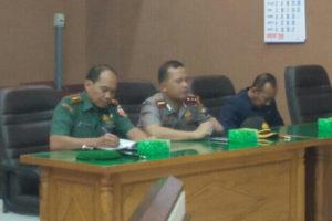 Dandim 0802 Ponorogo hadiri rapat DPRD Kab. Ponorogo  (1)