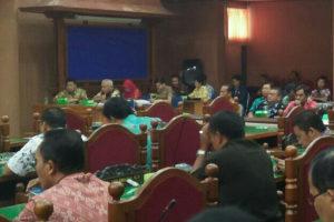 Dandim 0802 Ponorogo hadiri rapat DPRD Kab. Ponorogo  (3)