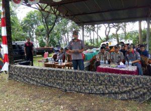 Dandim 0820, fasilitasi Pelantikan pengurus Perbakin Kabupaten Probolinggo