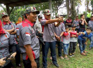 Dandim 0820, fasilitasi Pelantikan pengurus Perbakin Kabupaten Probolinggo a
