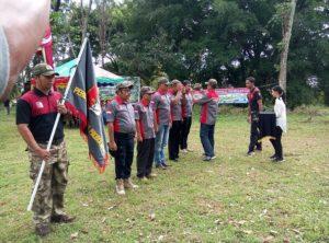 Dandim 0820, fasilitasi Pelantikan pengurus Perbakin Kabupaten Probolinggo b