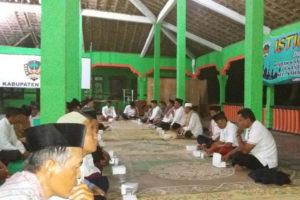 Danramil 080317 Sawahan Menghadiri  Istighosah Di  Kecamatan Sawahan Kabupaten Madiun 1