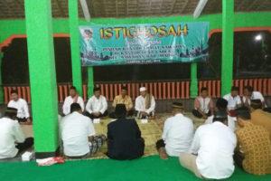Danramil 080317 Sawahan Menghadiri  Istighosah Di  Kecamatan Sawahan Kabupaten Madiun 2