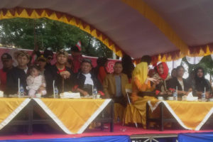 Ethnic Carnival Peringati HUT RI Ke 71 Tahun2016 Di  Trenggalek 2