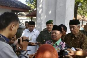 Forpimda Kabupaten Madiun Ziarah Di Makam Mantan Bupati  5
