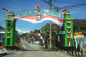 Kampung perjuangan desa madigondo (1)