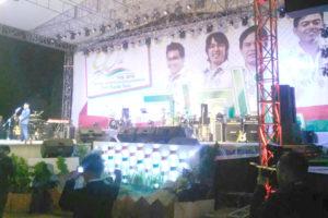 Konser Wali di PMDG (4)