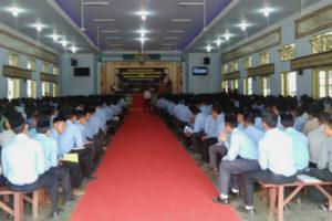 Kunjungan Kerja Dan  Silaturahmi  Menpora RI Di Pondok  Modern Darussalam Gontor Ponorogo 3