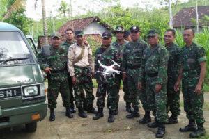 Kunjungan Kerja Katopdam V Brawijaya Di Kaligentong  Tulungagung 2