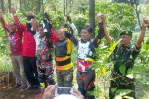 Laber Wilis Adventure Trill  Dan Penanaman Sejuta Pohon  Di Tulungagung 5