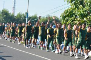 Lari Aerobic hari Selasa_1
