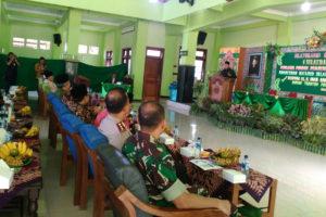 Menteri Pemuda Dan Olah Raga RI  Silaturahmi  di Pondok  Pesantren Darul Huda Mayak Ponorogo. 3