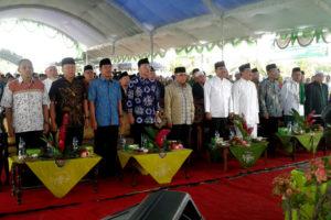 Peletakan Batu Pertama Pembangunan Masjid Dan Gedung NU  Ngawi 1