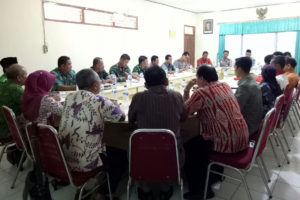 Pembentukan Tim Terpadu Penanganan Konflik Sosial TA  2016 Di Wilayah Nganjuk c