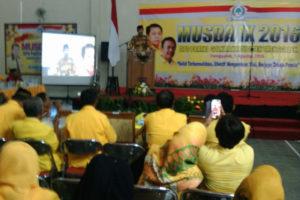 Pemilihan Ketua DPD Golkar Kab. Trenggalek (1)