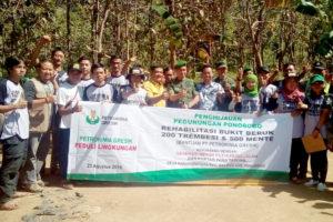 Penghijauan Observasi Lingkungan dan Mala Air Di Wilayah  Ponorogo 3