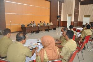 Rapat Kordinasi Pendapatan dan Anggaran Daerah Kabupaten  Blitar oleh Forpinda Kabupaten Blitar (2)