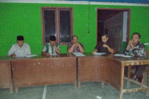 Rapat Panitia HUT  RI Ds. Madigondo (1)
