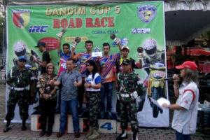 Road Race Dandim 0807 Tulungagung Cup ke 5 dalam rangka  memperingati HUT RI ke 71 c