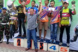 Road Race Dandim 0807 Tulungagung Cup ke 5 dalam rangka  memperingati HUT RI ke 71 d
