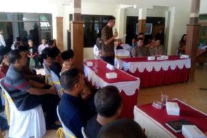 Sosialisasi  Rencana Produksi Pabrik Tepung Tapioka Di  Kec. Siman Kab. Ponorogo 1