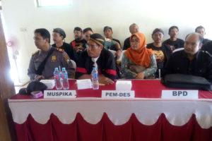 Sosialisasi  Rencana Produksi Pabrik Tepung Tapioka Di  Kec. Siman Kab. Ponorogo 2